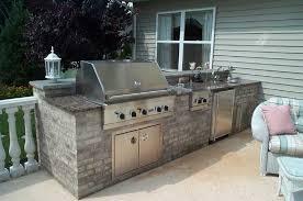 Backyard Kitchen Design Ideas Designing Kitchen Island Images 95 Cool Outdoor Kitchen Designs