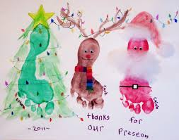 kids craft christmas thank you cards to make kiddy crafty
