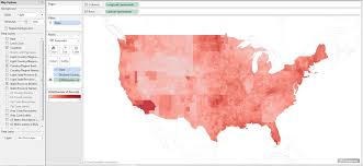 heat map in tableau how to small maps in tableau dataremixed