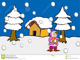 in winter season clipart clipartxtras