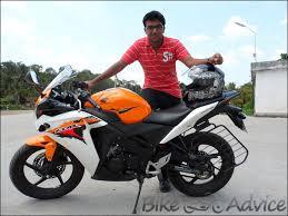 honda cbr 150r price and mileage honda cbr 150r ownership review by vishal
