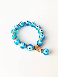 eye charm bracelet images Free shipping evil eye charm bracelet glass evil eye bracelet jpg