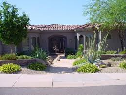 high desert landscaping ideas landscape design