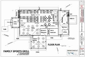 bar floor plans bar floor plans luxury grill and bar floor plans service slyfelinos
