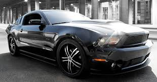 A Black Mustang Specs Review Car Ford Mustang V6 Dub Edition 2011 Launched