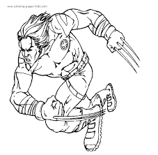 men color coloring pages kids cartoon characters