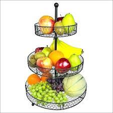 3 tier fruit basket tiered fruit stand wiznet info