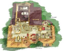 interesting floor plans 4000 sq ft or more taron design inc