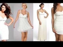 and white dresses white party dresses white cog youtube