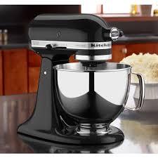 kitchenaid artisan black friday kitchenaid artisan 5qt stand mixer onyx black ksm150psob