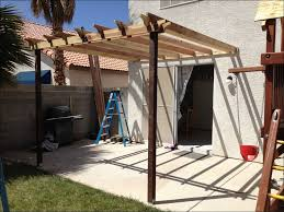 outdoor awesome building a roof over a patio porch roof overhang