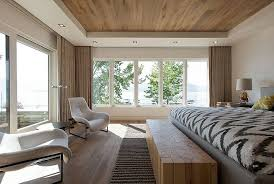 open floor plan of naramata cabin bedroom by robert bailey