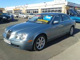 used jaguar s type 2 7 for sale motors co uk