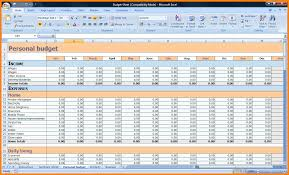 Financial Planning Worksheet 8 Budget Planner Worksheet Monthly Bills Template