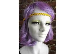 braided headbands junk 4 braided headbands 1980 s