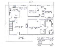 Garage With Living Quarters by 40x60 Shop With Living Quarters Floor Plans Pole Barn With