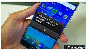 unfortunately the process android phone has stopped how to fix all error of unfortunately the process has stopped on