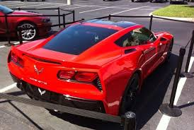 corvette rental orlando gm goes high touch at fleet preview auto focus auto rental