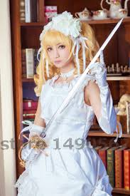 black butler elizabeth ethel cordelia midford cos white dress