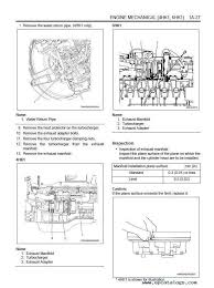 isuzu 4hk1 wiring diagram isuzu wiring diagrams instruction