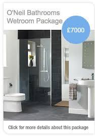 Bathroom Packages Bathroom Showroom In Ayr Kilmarnock And Irvine O U0027neil Bathrooms