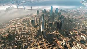 San Francisco Walking Map by Touring San Francisco In Watch Dogs 2 Youtube