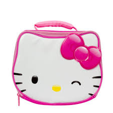 hello kitty insulated lunch box toys