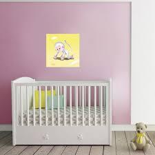 fresque murale chambre réaliser une fresque murale pour la chambre de bébé clikétoile