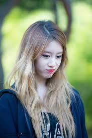 kpop ombre hair color google search hair pinterest ombre