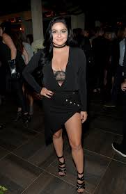 ariel winter stuns in lingerie inspired as she parties