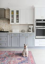 modern colors for kitchen cabinets circle studio gray and white kitchen two