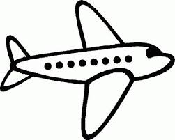 drawn airplane easy pencil and in color drawn airplane easy