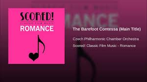 the barefoot contessa main title youtube