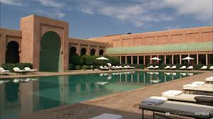 luxury hotel amanjena marrakesh morocco luxury dream hotels