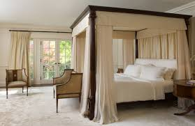 dark wood canopy bed marvelous ideas for build a wood canopy bed