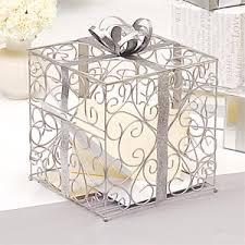 wedding gift holder ornate metal reception gift card holder 39 wedding reception