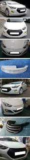 dress up tuning radiator grille for hyundai elantra avante md 2011