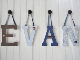 Decorating Wooden Letters For Nursery Wooden Letter Wall Decor Wall Plate Design Ideas