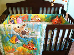 Nemo Bedding Set Finding Nemo Nursery Line Disney Finding Nemo 8 Crib