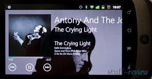 player for android zune and windows phone 7 styled player for android stuff