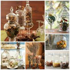 fall jar decorations b lovely events