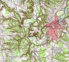 Map Cincinnati Ohio Maps Perry Castañeda Map Collection Ut Library Online