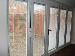 patio doors sliding patio door with blinds inside glassng