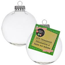 Christmas Ornaments Cheap Bulk by Bulk Crafter U0027s Square Paintable Clear Plastic Christmas Balls 4