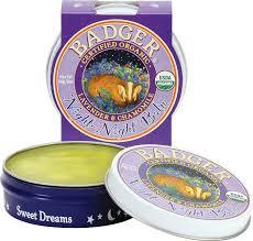 amazon com badger night night balm 2 oz tin health u0026 personal care