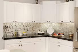 modern tile backsplash ideas for kitchen kitchen cabinet blue backsplash tile white granite kitchen