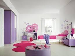 photo de chambre de fille décoration chambre fille violet