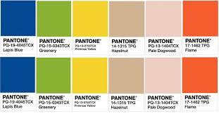 pantone u0027s hottest color trends for spring 2017