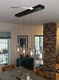 off center light fixture lighting zigzoe com every space in time