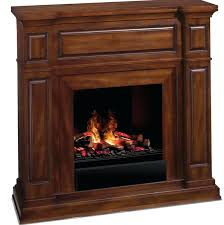Realistic Electric Fireplace Most Realistic Gas Fireplace Insert Investofficial